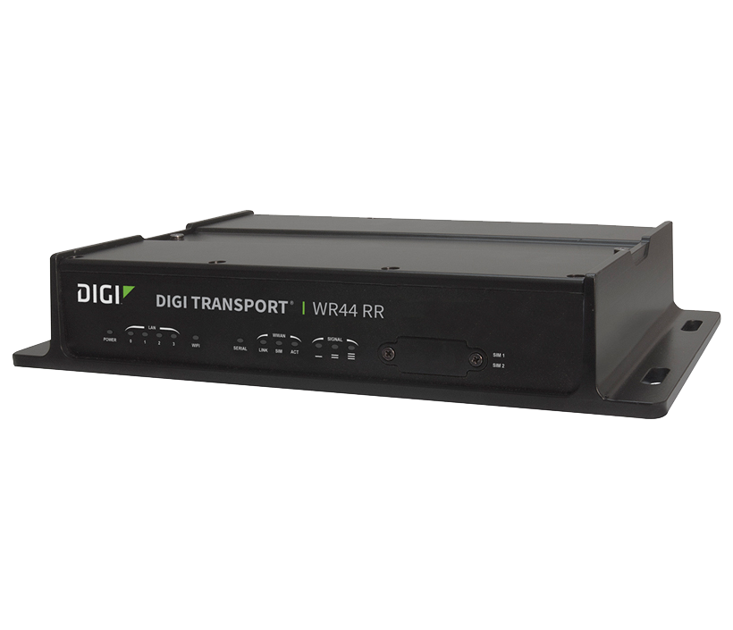 TransPort WR44 RR - Cellular Router | Digi | DH Wireless