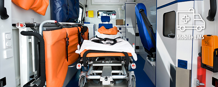Healthcare Mobile EMS